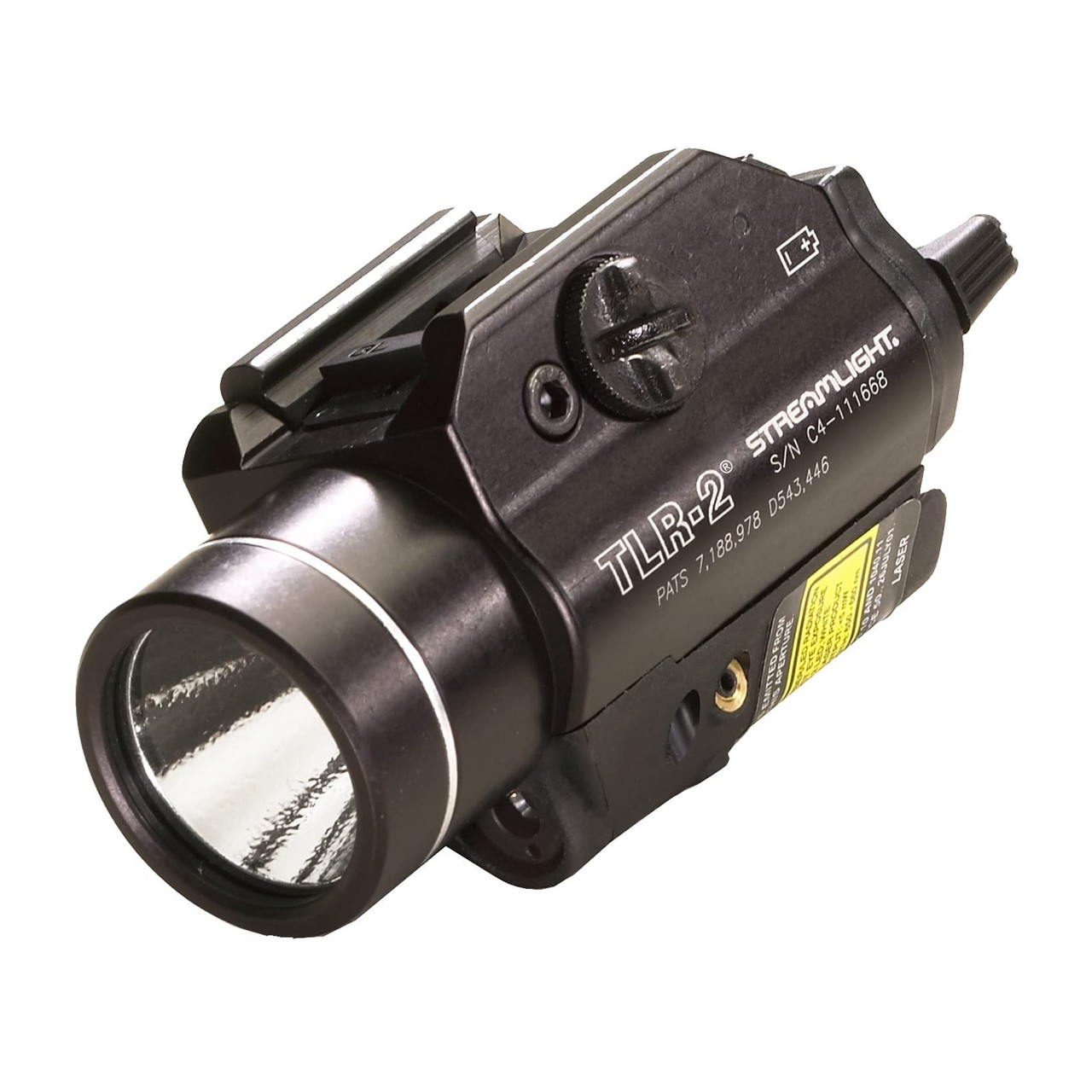 55815 STREAMLIGHT TLR-2 C4 LED RAIL MOUNTED WEAPON FLASHLIGHT WITH LASER SIGHT