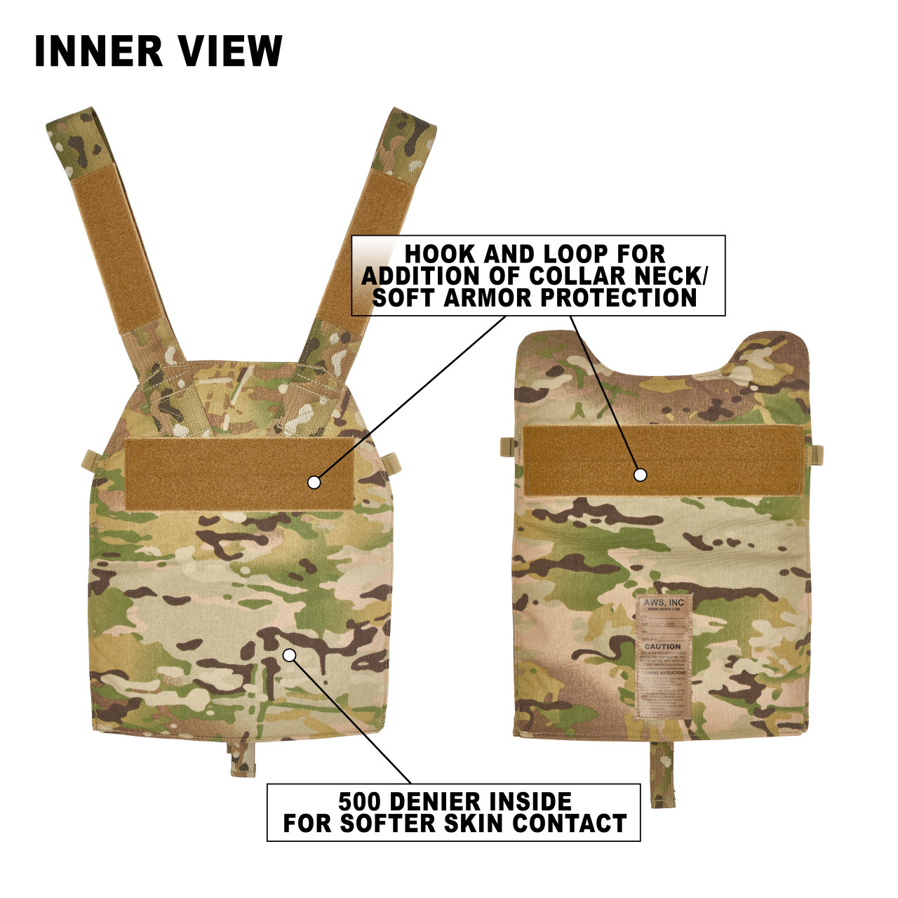 52813 OPERATORS CHOICE PLATE CARRIER