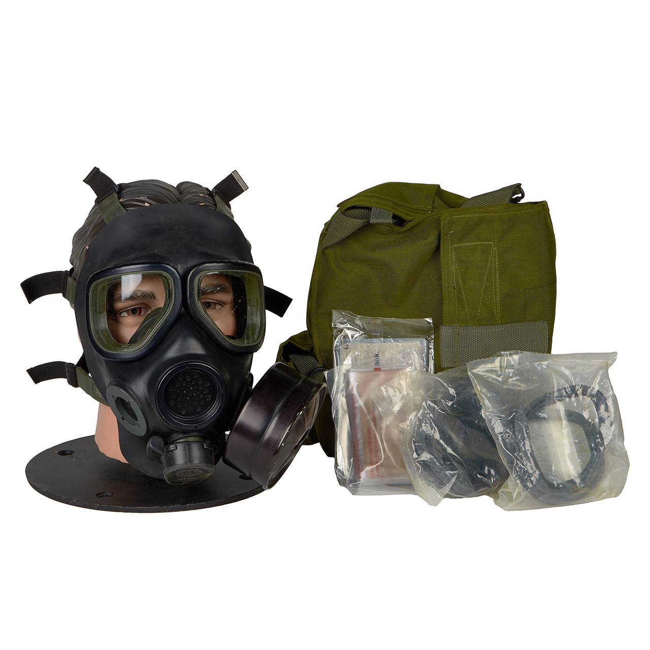 GM70 M40 SERIES G.I. ISSUE GAS MASK