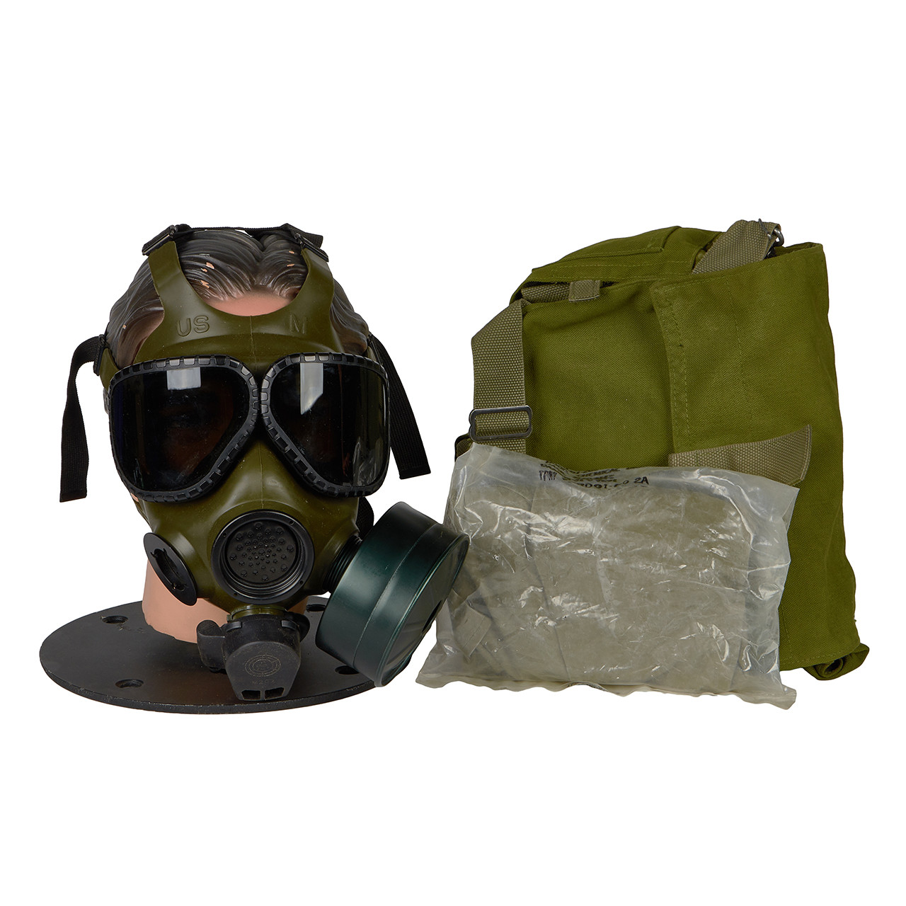 GM35 M40 SERIES G.I. ISSUE GAS MASK