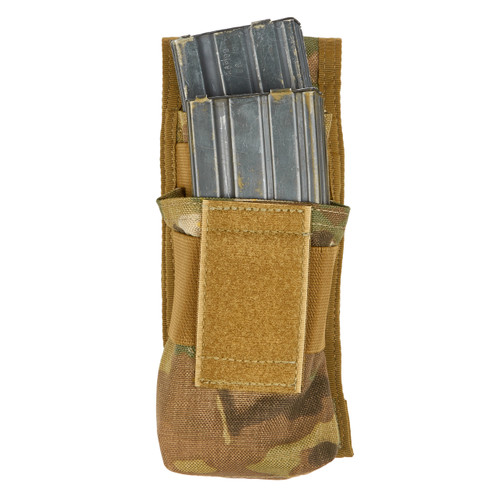 50451 M16/M4 TWO MAG TIERED POUCH