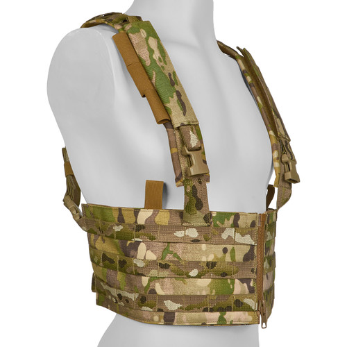 50680 SPLIT FRONT CHEST RIG