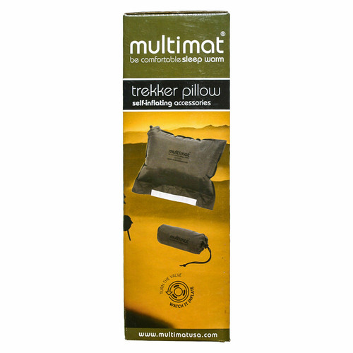 55508 MULTIMAT TREKKER PILLOW