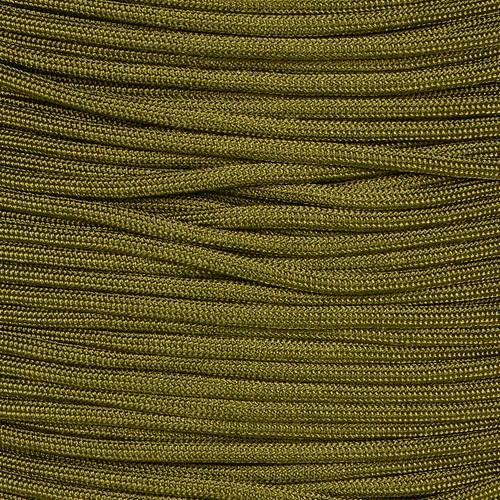 camo green 550 paracord