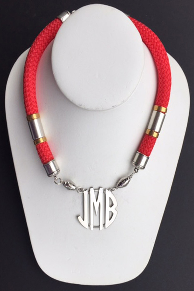 Example with So-U Cord Necklace