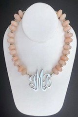Blush Aventurine Necklace
