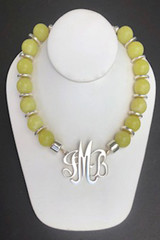 Light Jade Necklace