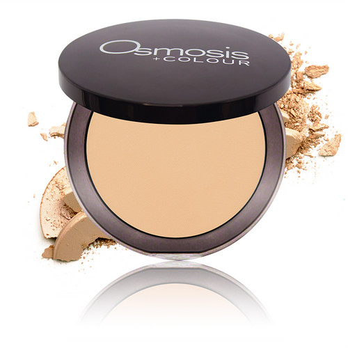 Osmosis Pressed Mineral Foundation GOLDEN LIGHT