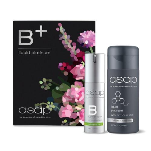 ASAP Limited Edition B + Liquid Platinum Treatment Pack