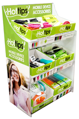 Hottips! Counter Top Display - Great Products for EVERY Customer!