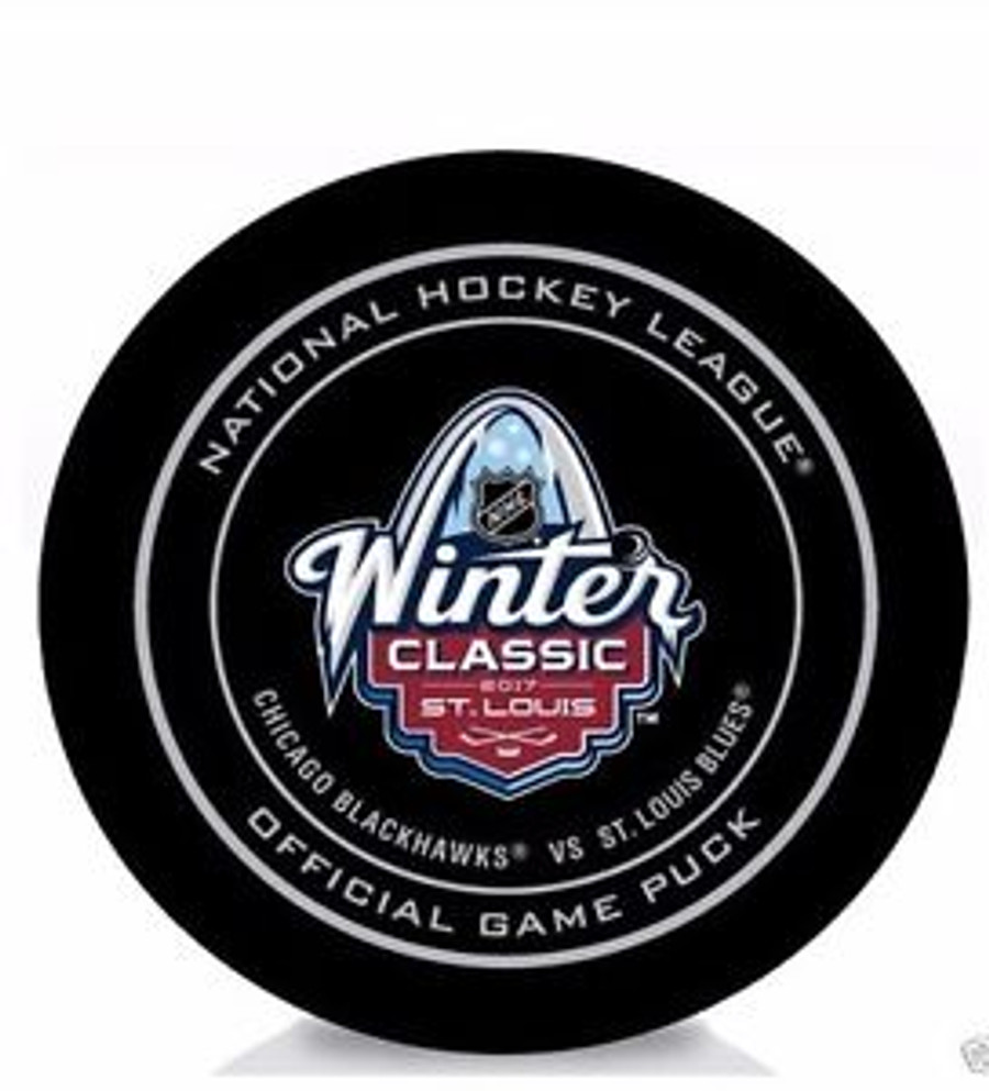 Winter Classic Game Puck