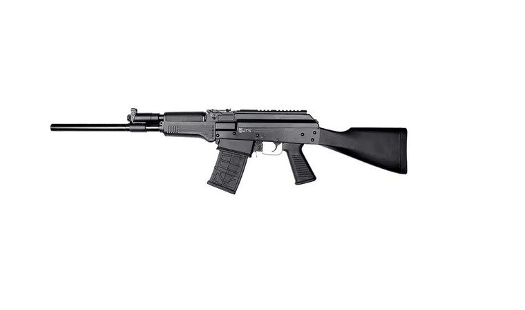 "JTS M12AK 12 Gauge 18"" Semi-Auto Shotgun 5 Rd Capacity Black"