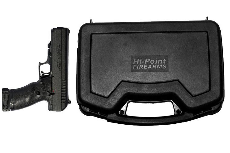 Hi-Point JHP 45ACP  9+1 w/ Hardcase Black HPJHP45HC