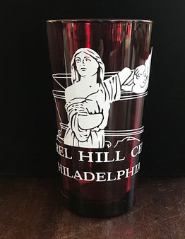 Laurel Hill Cemetery Pint Glass