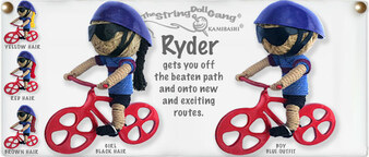 The String Doll Gang: Ryder