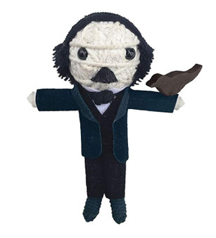 The String Doll Gang: Edgar Allan Poe