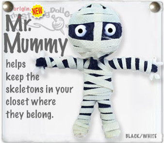 The String Doll Gang: Mr. Mummy