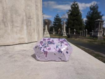 Lavender Crystal Bath Bomb