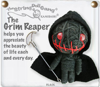 The String Doll Gang: The Grim Reaper