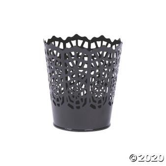 Spider Web Candle Holder