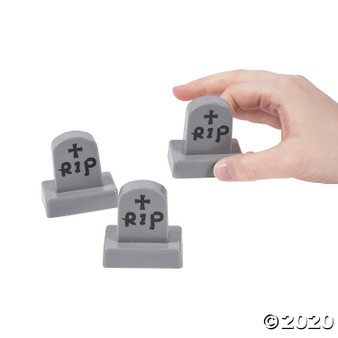 Tombstone Pull Back Toy