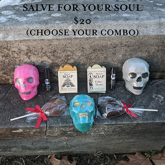 Salve For Your Soul Bundle