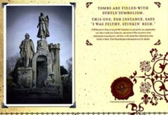 Sculpture Park Postcard