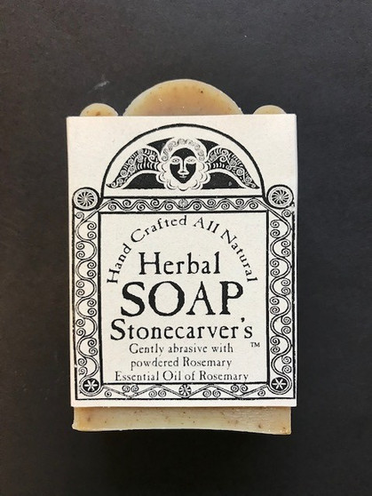 Handcrafted Herbal Soap- Stonecarver's