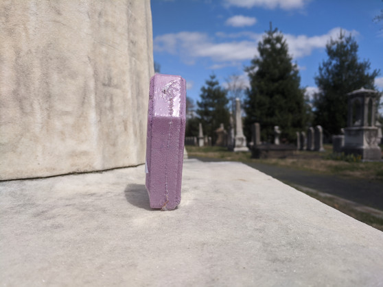 Coffin Bath Bomb