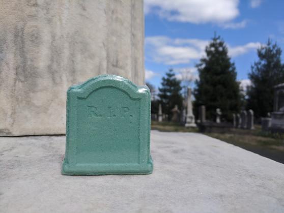 Tombstone Bath Bomb