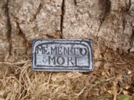 Think! (Memento Mori) Magnet