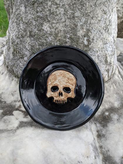 Small Skull Dish