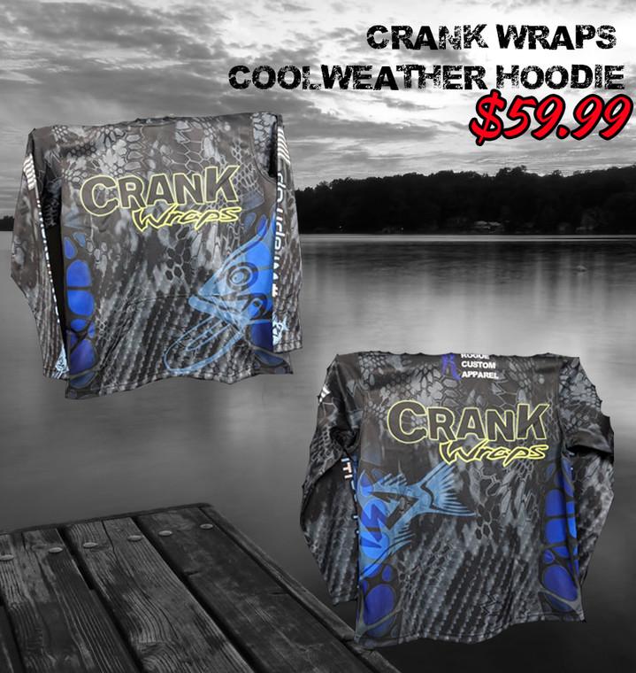 Crank Wraps Cool Weather Hoodie