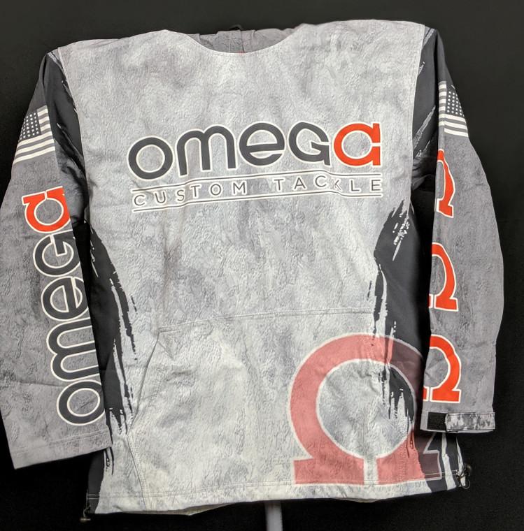 Omega Waterproof Hoodie