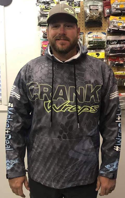 Crank Wraps Waterproof Hoodie