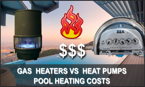 Heat Pump vs Gas Heater Cost to Heat a Pool