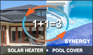 Why Use a Pool Cover With a Solar Pool Heater