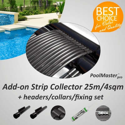 Premium Quality 4sqm PoolMasterpro Add-on Tube Kit