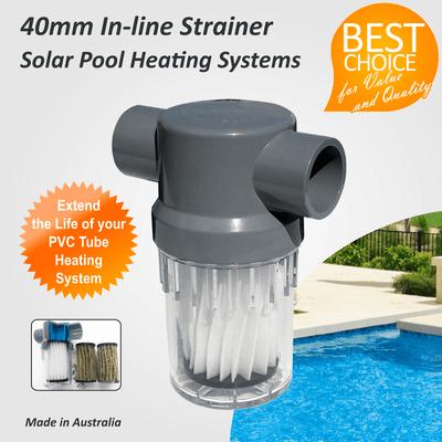 PoolMasterPro In-Line 40m PVC Stainer