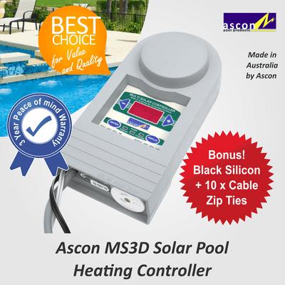 Ascon MS3D Controller