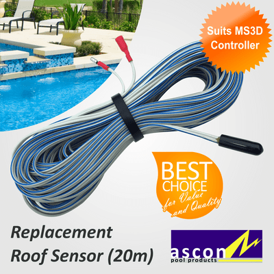 Ascon Roof Replacement Sensor