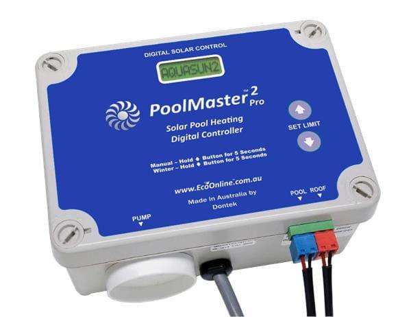 EcoOnline PoolMasterpro system