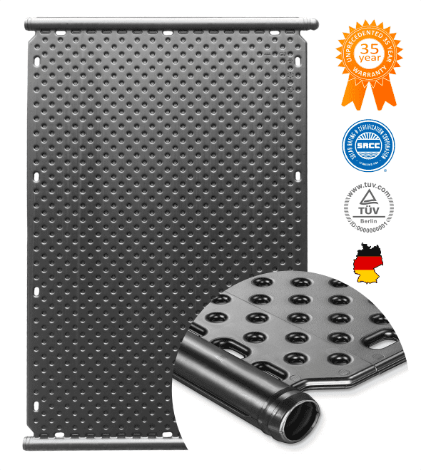 Solar Pool Heater Panels