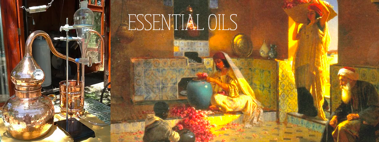 Essential-Oils   Herbs On The Hill   Frome, Somerset