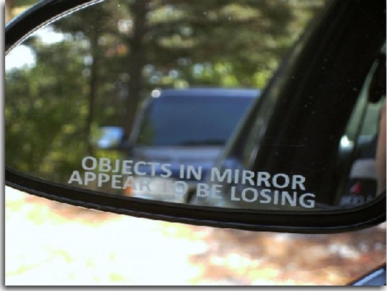Side view mirror decals monte carlo