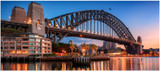 """Harbour Bridge"" -  fine art photo print of the Sydney Harbour Bridge by Swapnil Nevgi"