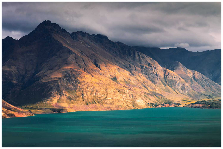 """""""The Incredibles"""" - fine art photo print of The Incredibles mountain range at Queenstown by Swapnil Nevgi"""