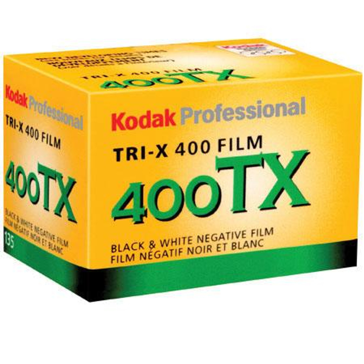 Kodak Professional Tri-X 400 Black and White Negative Film- 35mm Roll Film,  36 Exposures