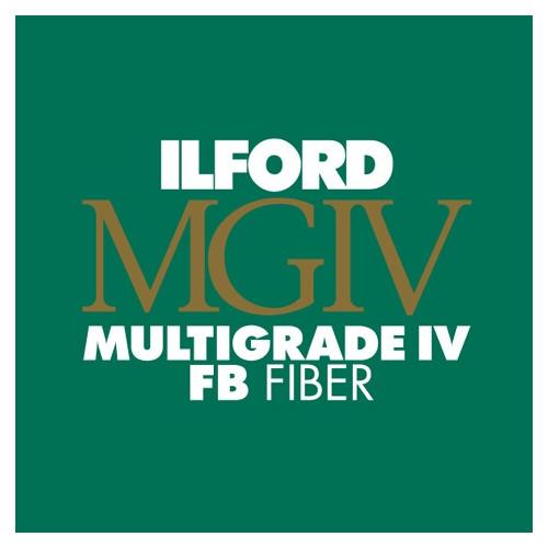 """Ilford Multigrade FB Classic Matt Variable Contrast Paper- 8 x 10"""", 25 Sheets"""