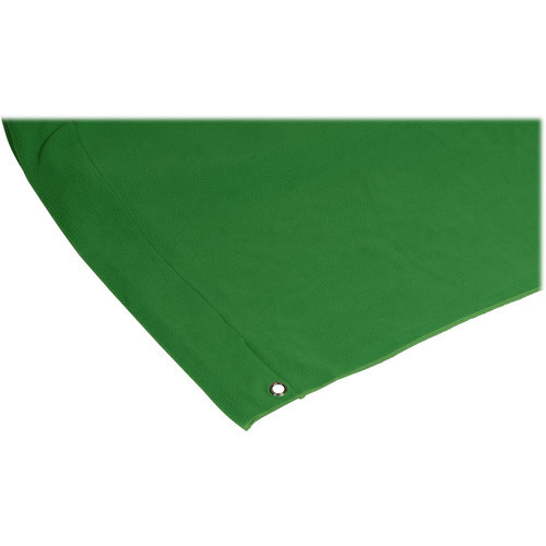 Westcott 9 x 20' Wrinkle-Resistant Cotton Background- ChromaKey Green